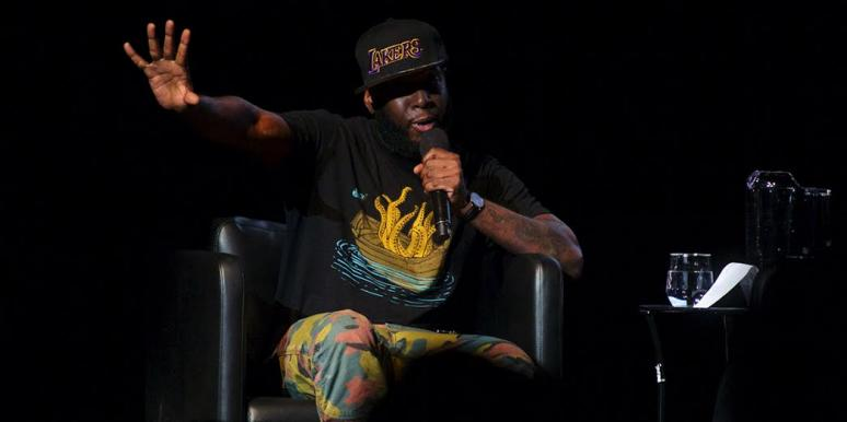 Did Talib Kweli Cheat With Sara Jay? Inside The Controversy First Revealed On Twitter