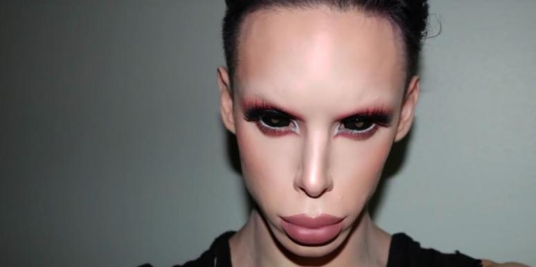 This 26-Year Old Man Has Spent $50K To Look Like A Genderless Alien