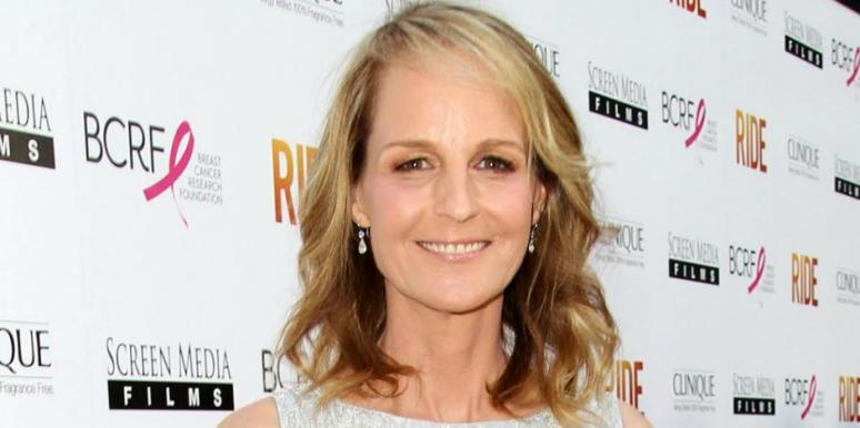 Is bonnie hunt and helen hunt related-1653