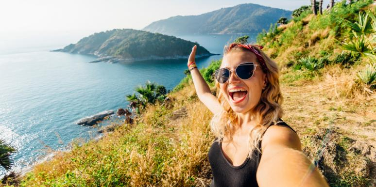 6 Ways Dating Is Basically Like Hiking A Dangerous Climb
