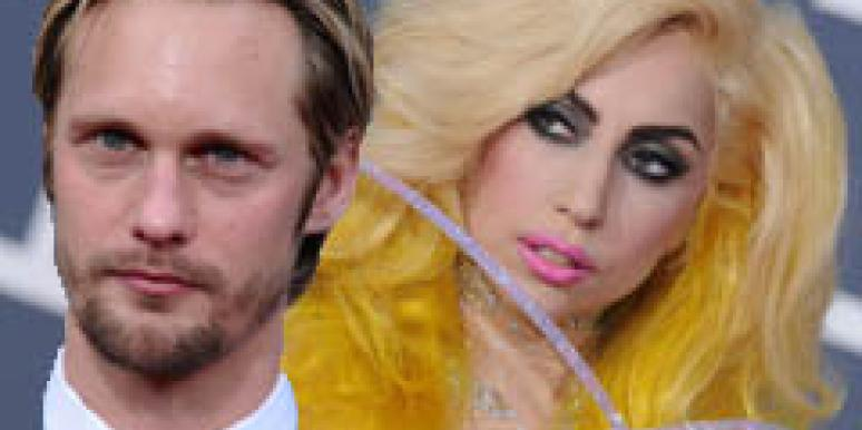 Lady Gaga Alexander Skarsgård