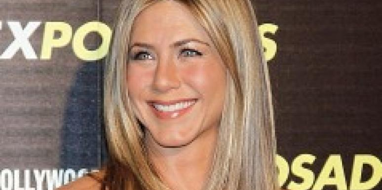 Jennifer Aniston & The Turkey Baster: Expecting?