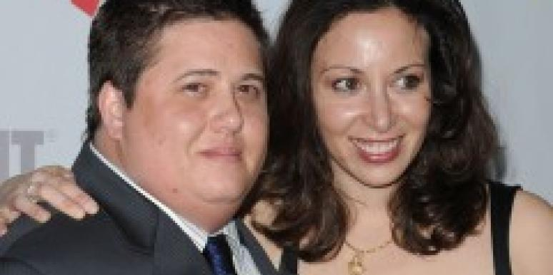 Chaz Bono and Jennifer Elia