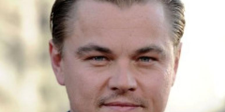 leonardo dicaprio inception