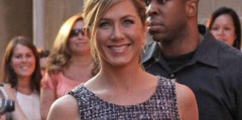 Jennifer Aniston And Jon Stewart's Hot Date