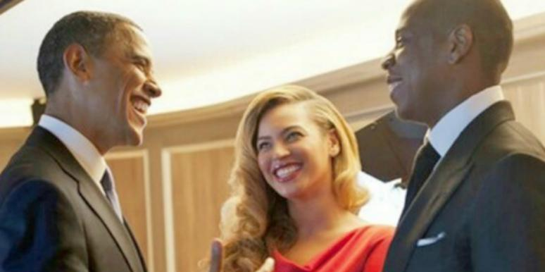 obama reveals gender beyonce twins