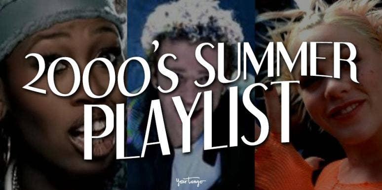 best 2000s summer song hits make you feel like a teenager again