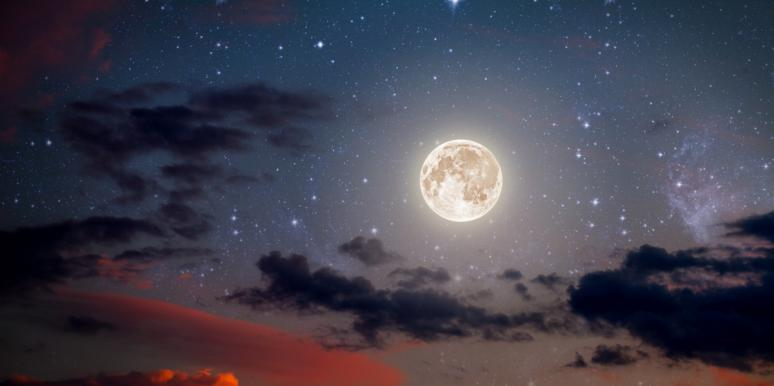 Full Moon Dates, Times & Name Meanings For The Rest Of 2021