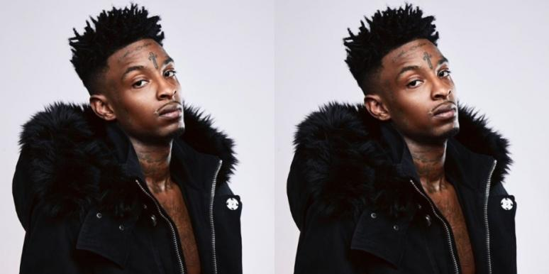 Why Was 21 Savage Arrested? New Details ICE Arrest UK British Deported 21 Savage Memes