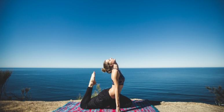 These 5 Yoga Poses Will Fix The Damage From Your Desk Job