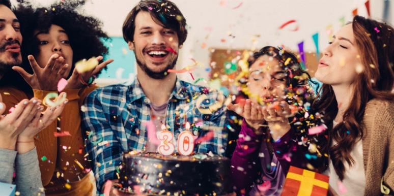 I Asked My Entire Staff For Their Best Turning-30 Birthday Advice