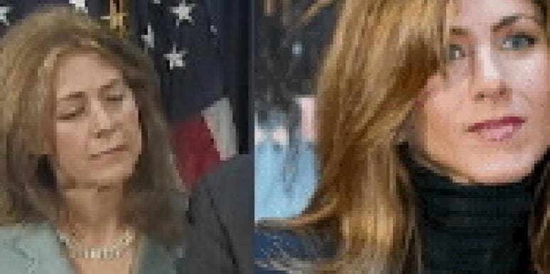 Are Silda Spitzer & Jen Aniston Twins?