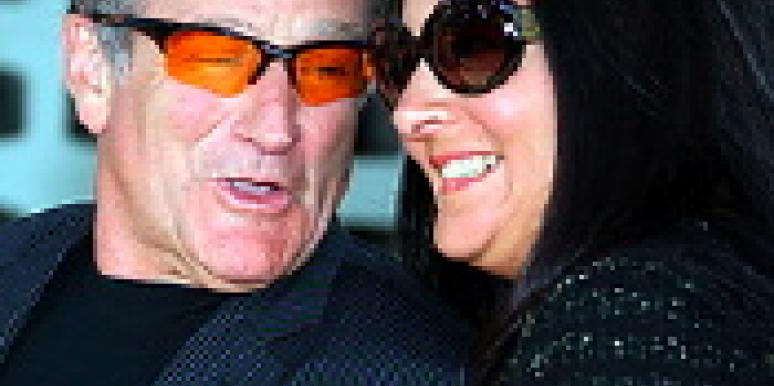 Robin Williams To Divorce