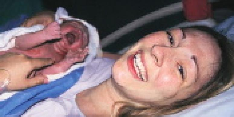 Woman Has Baby In 9 Weeks At Age Of 57