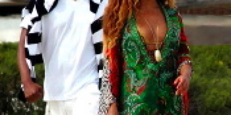 Jay-Z & Beyonce Get Marriage License