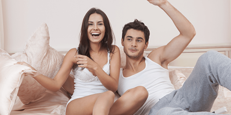 Vibrator And Partner Sex
