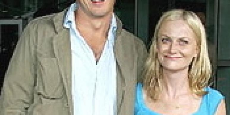 Amy Poehler, Less Famous Guy Make A Baby