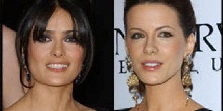 Salma Hayek and Kate Beckinsale
