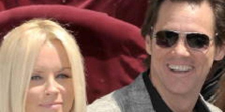 Jim Carrey Jenny McCarthy married