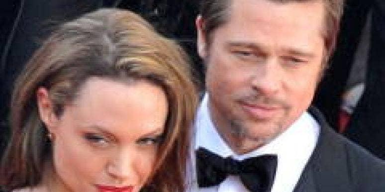 Brad Pitt Angelina Jolie breakup