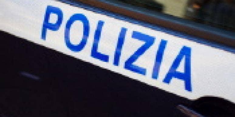 No Affairs For Italian Secret Police