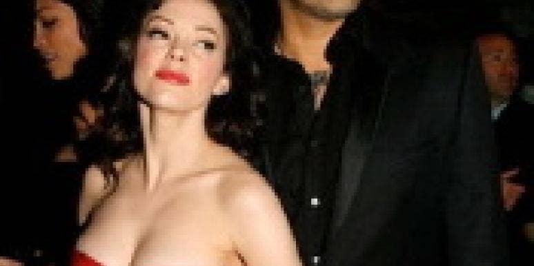 Robert Rodriguez & Rose McGowan Are Over