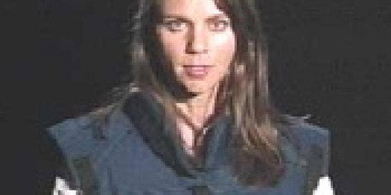 Lara Logan: Pregnant?