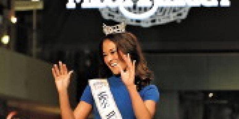 Miss Washington Goes Wild