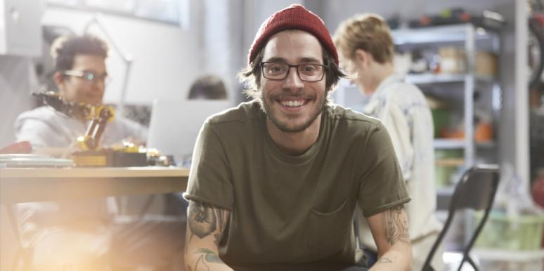 Study Says Men Are 'Emotionally Stable' -- Uh, Really?