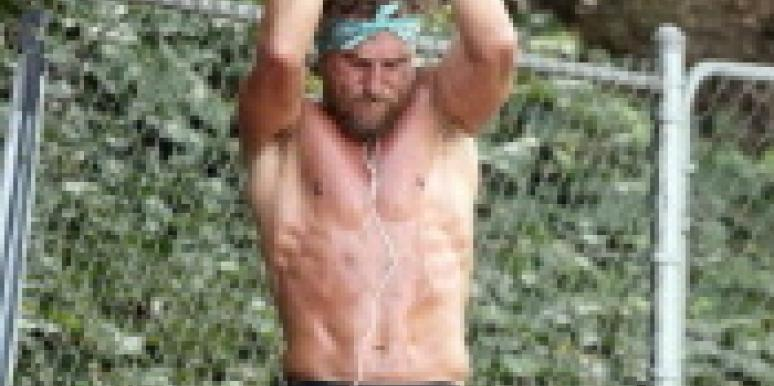 McConaughey Believes In Placenta Power
