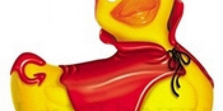 rubber duckie devil