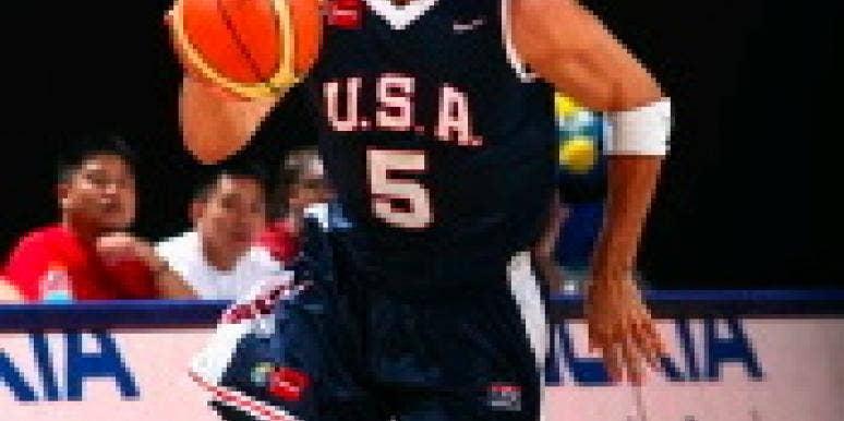 Olympian Kidd Dumps Girlfriend