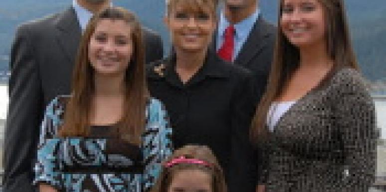 Sarah Palin Affair Alleged
