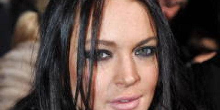 Lindsay Lohan disaster