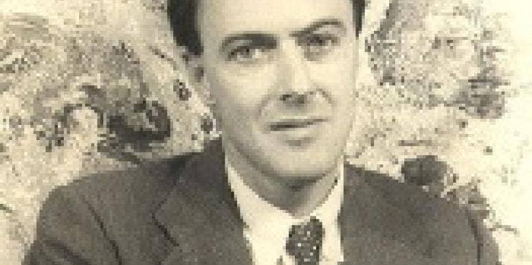 Roald Dahl: Real Life James Bond