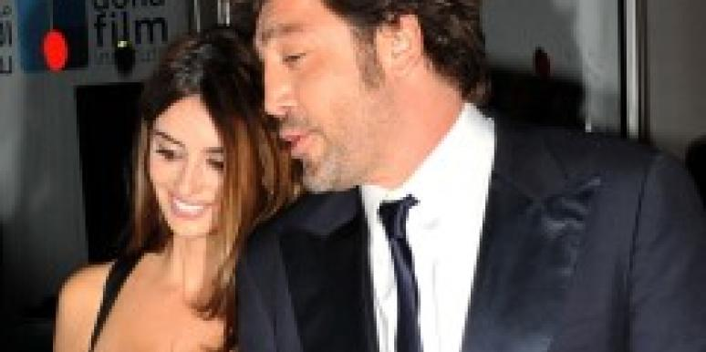 Penelope Cruz and Javier Bardem are married