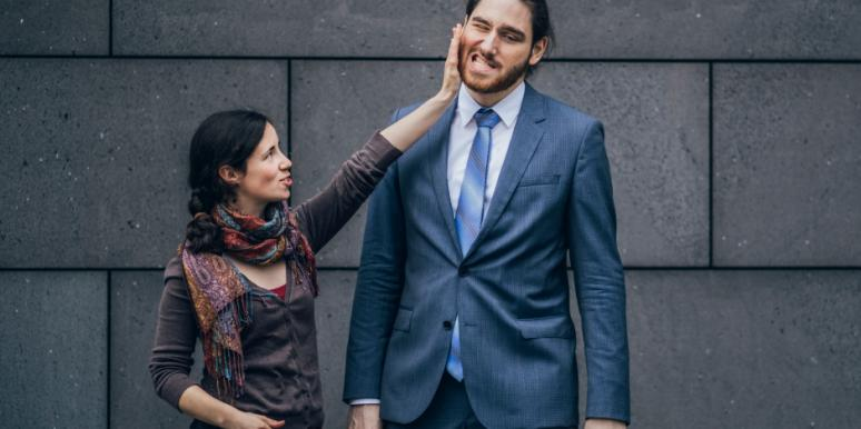 Wives With Taller Husbands Have Happier Marriages