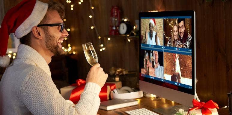 christmas video call