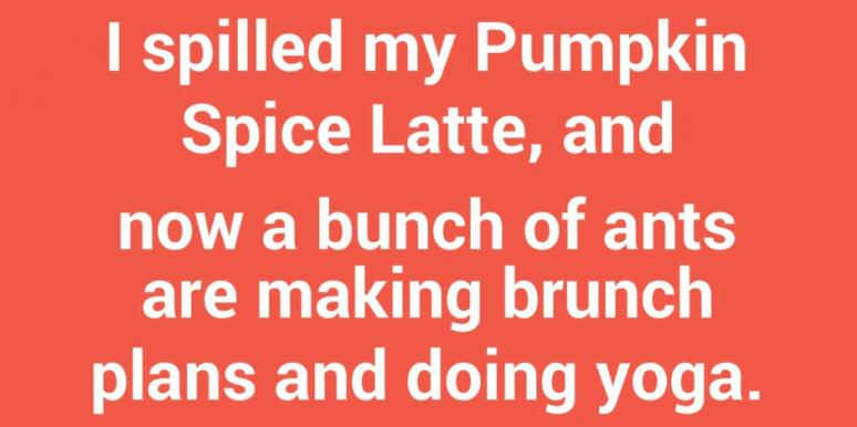 Pumpkin Spice Latte Memes