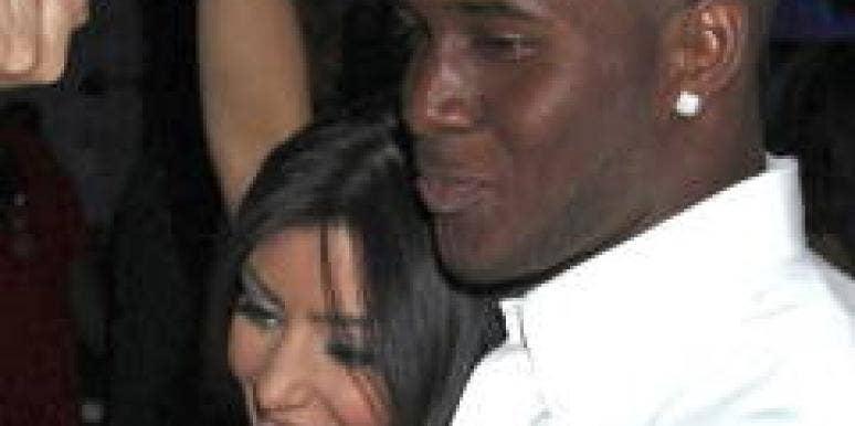 REggie Bush Kim Kardashian wedding