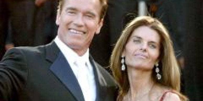 Arnold Schwarzenegger & Maria Shriver