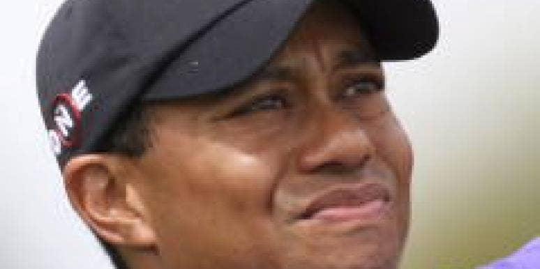 Tiger Woods sex with men