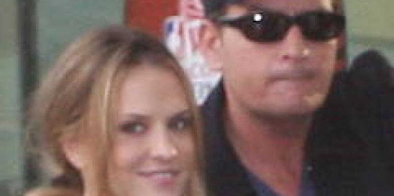 Charlie Sheen attacked wife