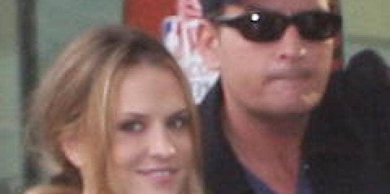 Charlie Sheen Brooke Mueller threesomes