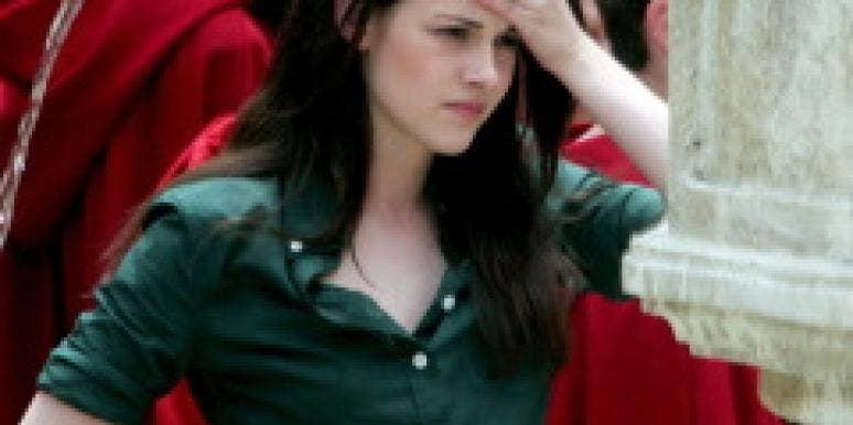 Robert Pattinson Kristen Stewart ex