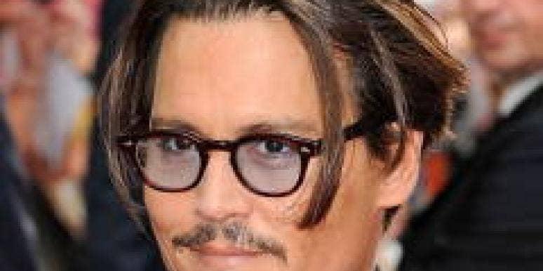 Johnny Depp sexiest man alive