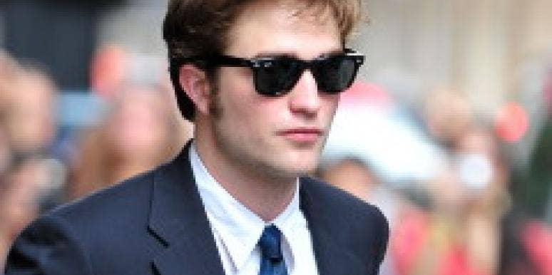 Robert Pattinson Kristen Stewart Twilight New Moon
