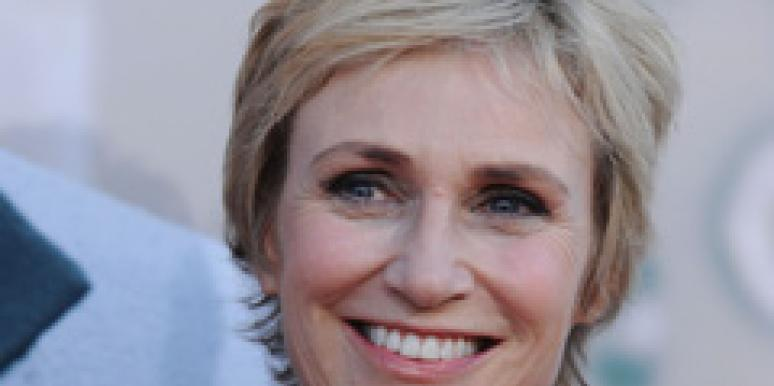 Jane Lynch is married