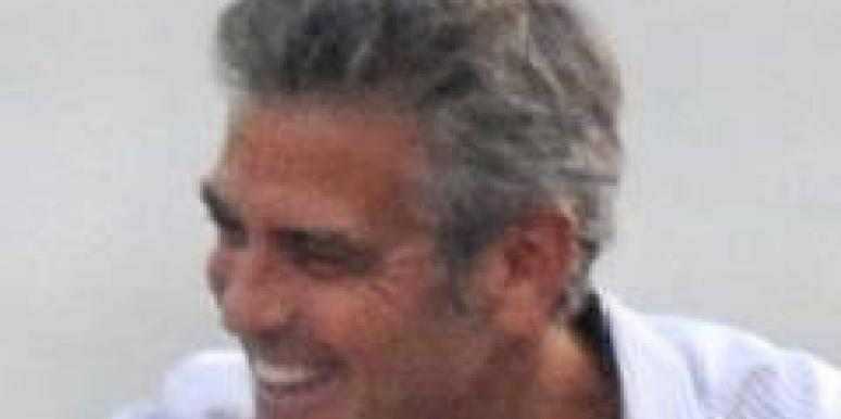George Clooney Lake Como