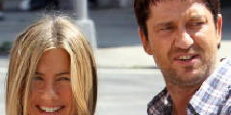 Jennifer Aniston Gerard Butler